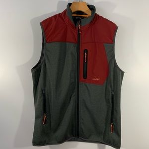 ORVIS . Big Horn Fleece Vest . L